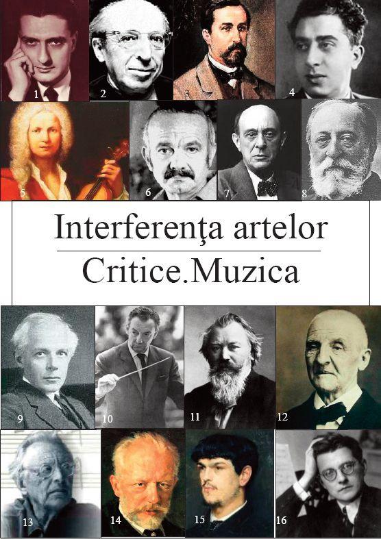 Interferinţa artelor.Critice.Muzica