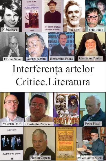 Interferinţa artelor.Critice.Literatura
