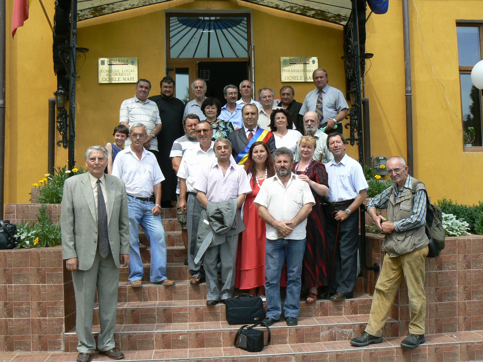 Costea Marinoiu 02 07 2010 Societatea Anton Pann la Ocne