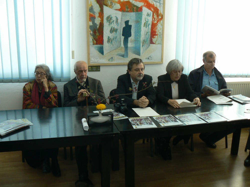 Camilla Paul Stengel, Karl Stengel, Giampaolo Trotta, Liliana Magerii, Nicolae Prelipceanu