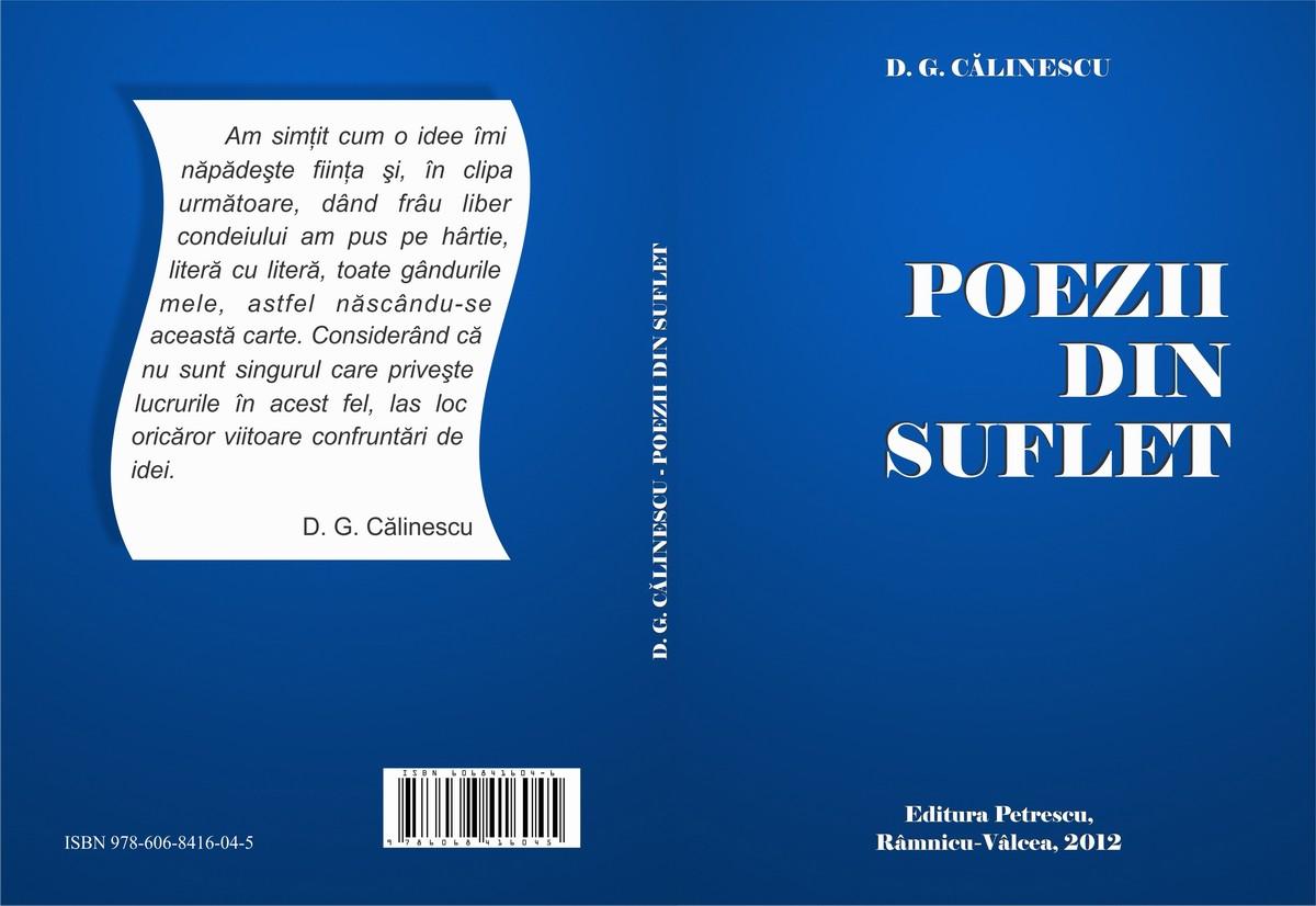 D. G. Calinescu - Poezii din suflet