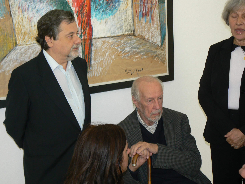 Gianpaolo Trotta şi Karl Stengel