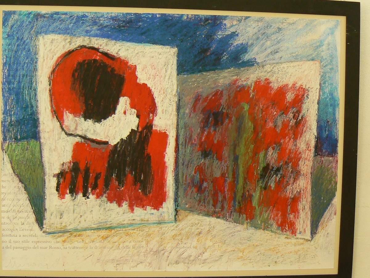 Omagiu lui Musorski-Tablouri într-o expoziţie...fără Ravel