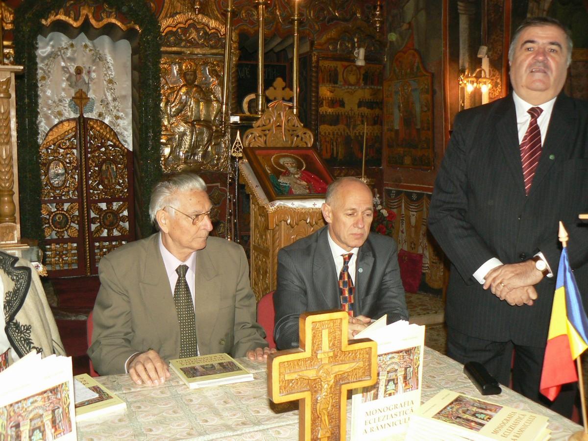 Alexandru Popescu Mihăeşti, Mircea Nădolu şi Mihai Sporiş