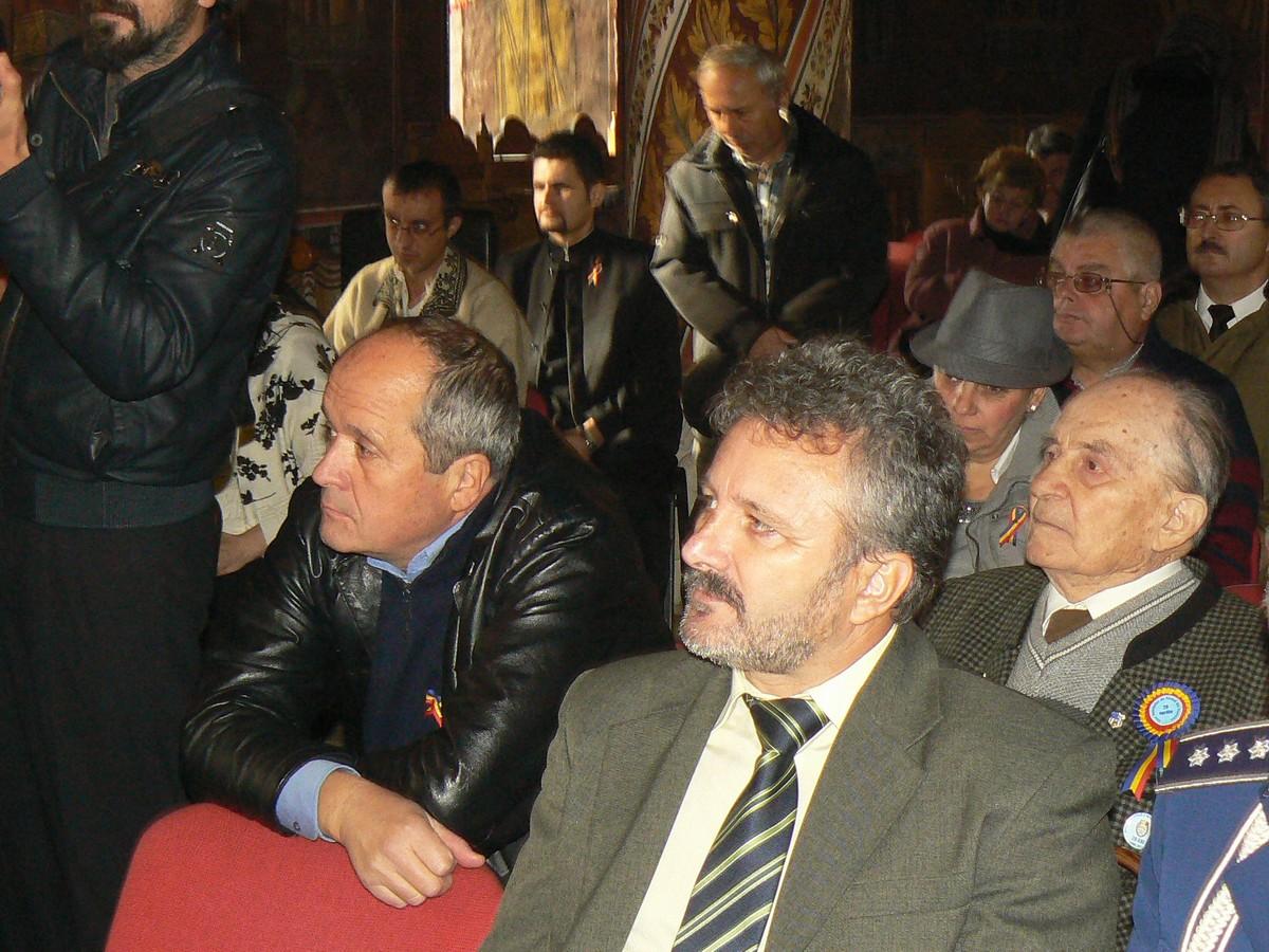 Gh Cechirdan şi Eugen Petrescu