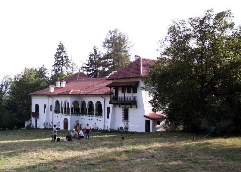 Casa Memoriala Nicolae Balcescu