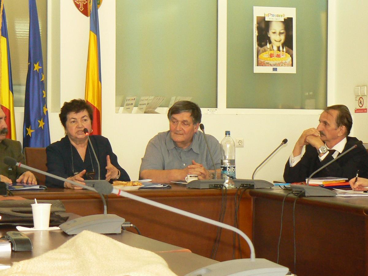 Elena Stoica, Alex Ştefănescu, Mircea M. Ionescu
