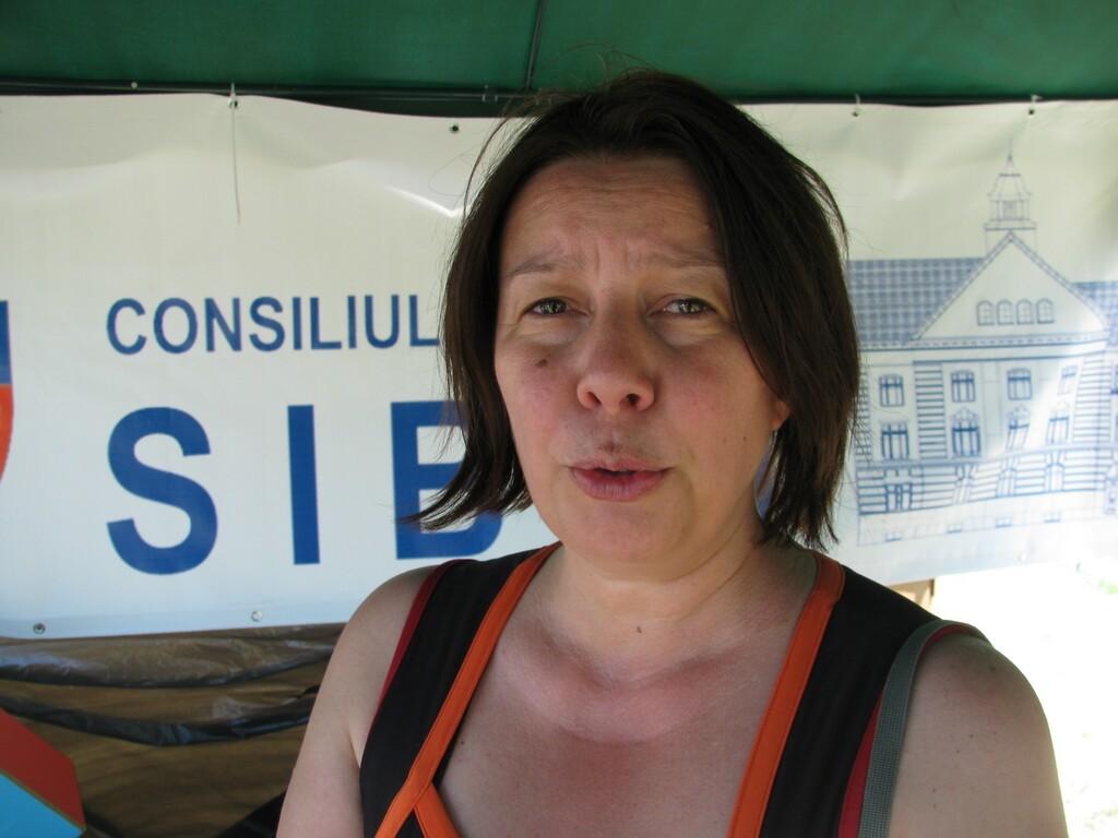 Anca Vasilescu, coordonator Festival