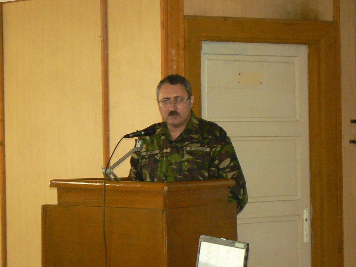 Colonel Dan Marin