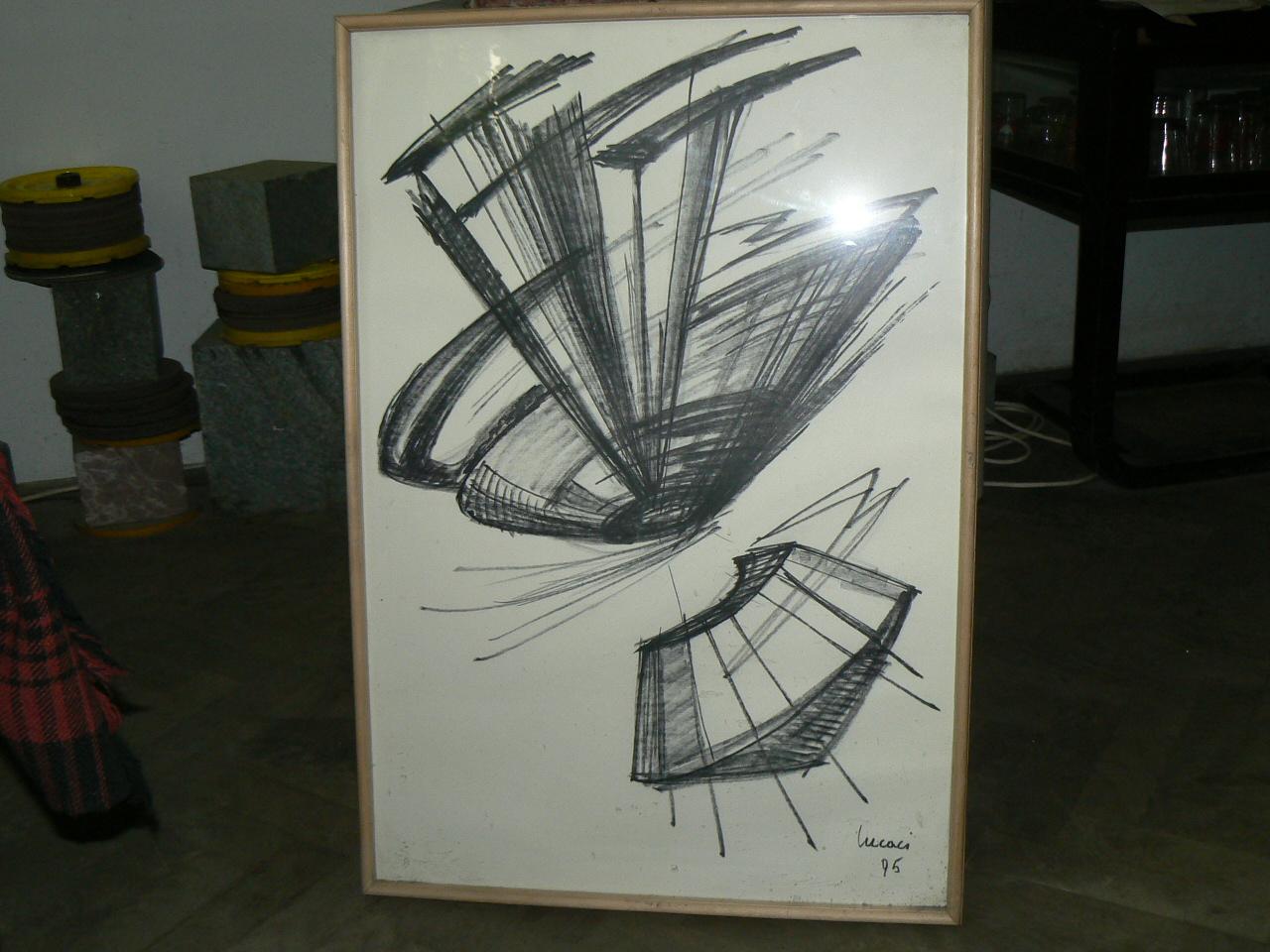 Constantin Lucaci, proiect si arta, 2007