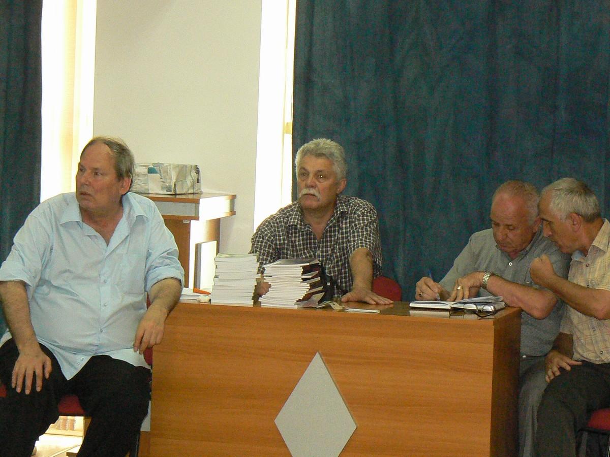 Vlad Pohila, Vasile Şoimaru, Nicolae Dinescu