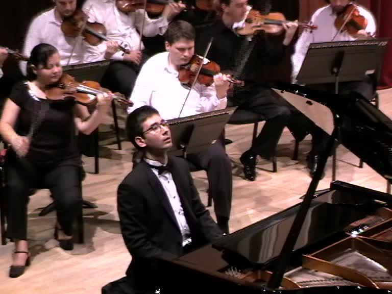 Mihai Diaconescu si orchestra simfonica