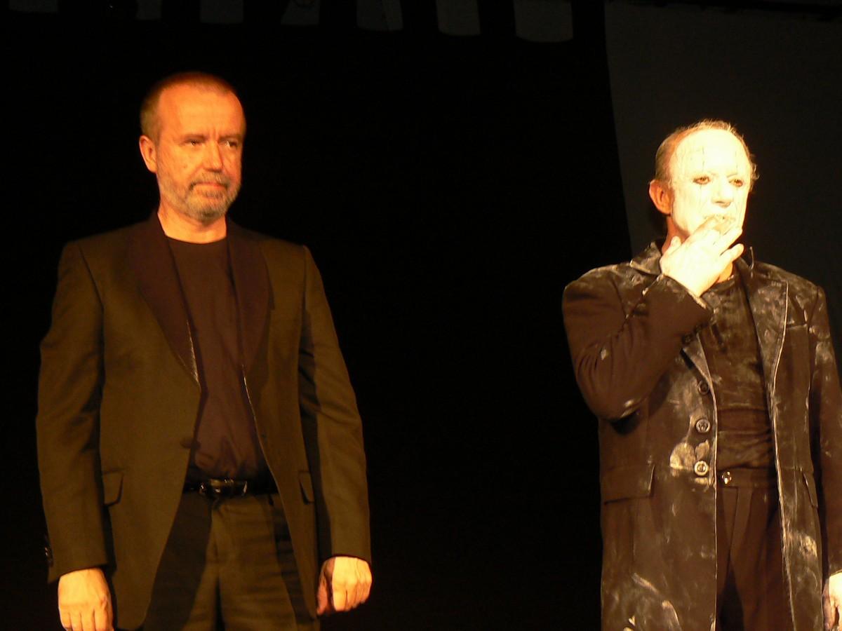 Mircea Tiberian si Mihai Malaimare