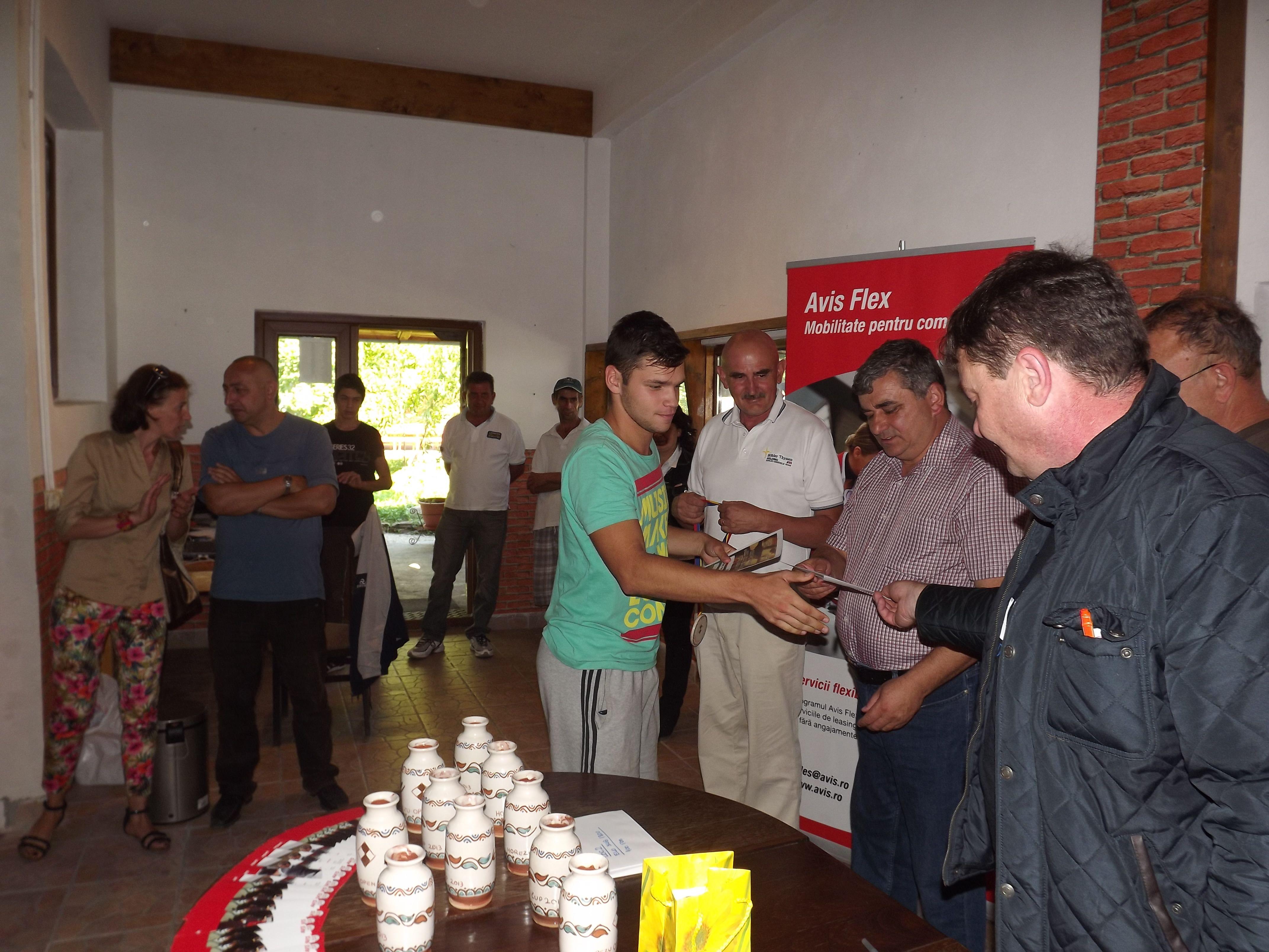 HOREZU OPEN CUP 2013 SAH