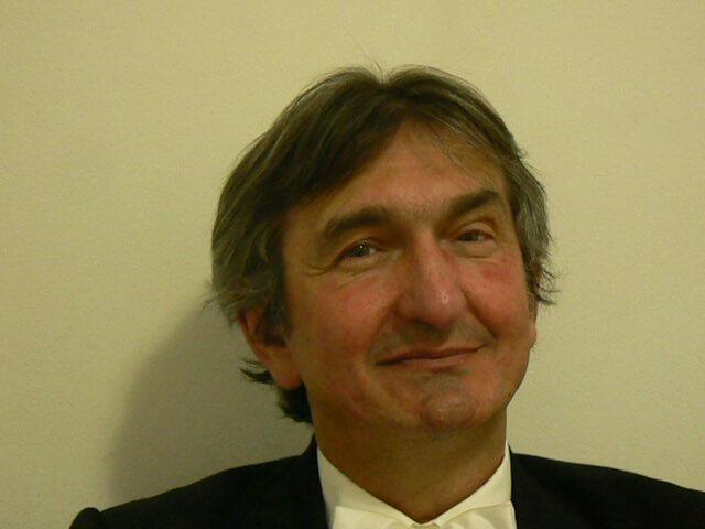 Matei Corvin dirijorul nostru din Africa de Sud
