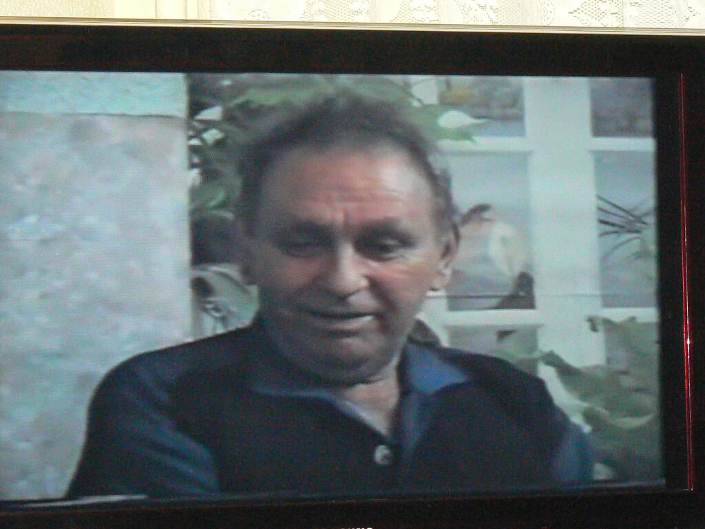 Alexandru Horezeanu, viu de-acum, doar pe ecran...