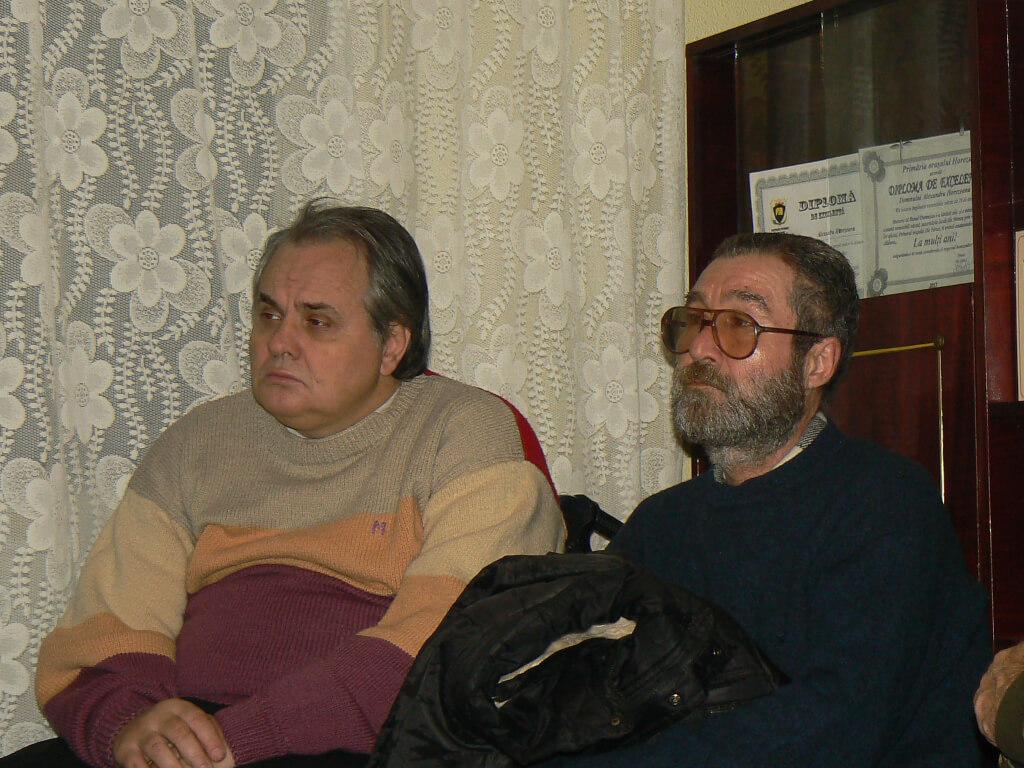 Dumitru Zamfira si Paul Stanisor