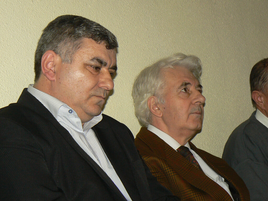Ilie Fartat si Ioan St Lazar