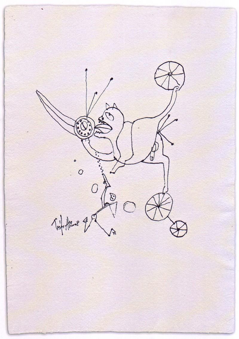 desen de Al Trifu