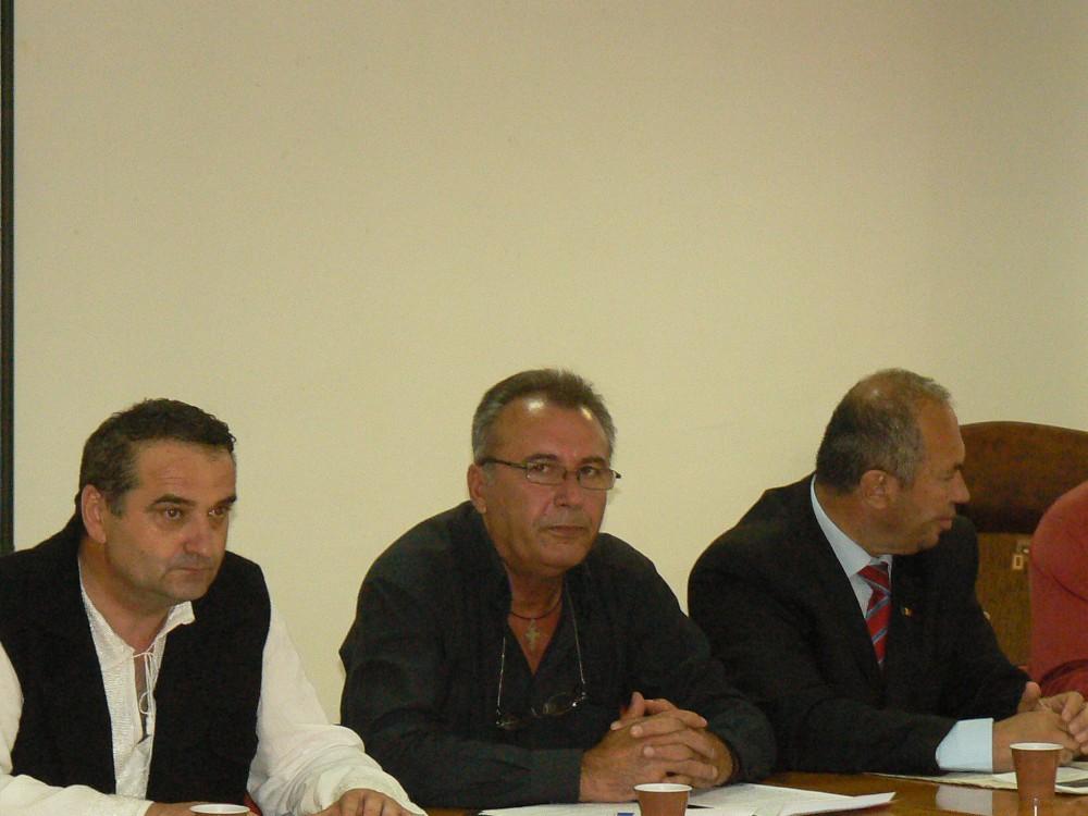 Constantin Drăghici, Nicu Cismaru, Dumitru Cornoiu