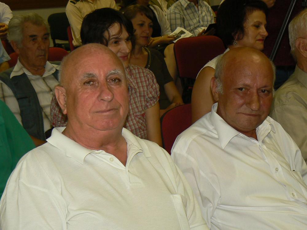 Horia Horăscu şi Emil Catrinoiu