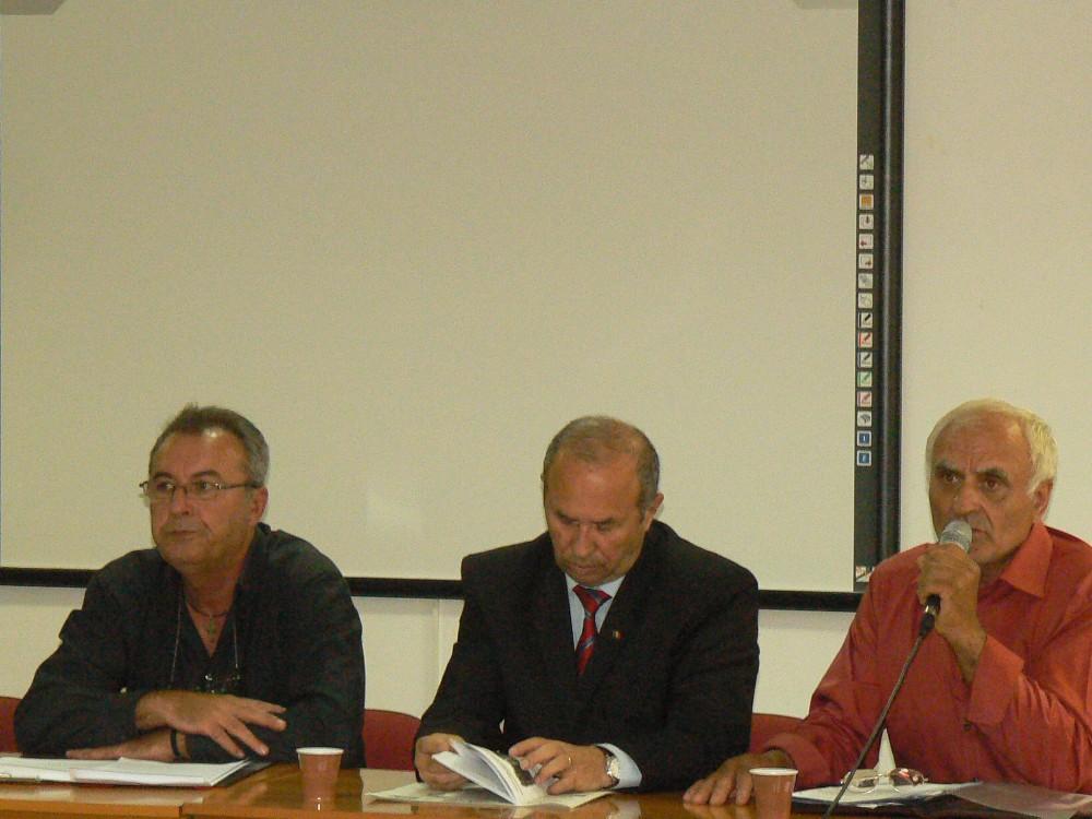 Nicu Cismaru, Dumitru Cornoiu, Ion Abagiu