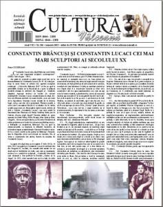 Cultura Valceana ianuarie 2015